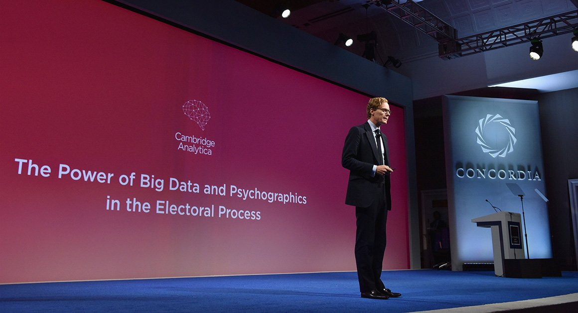 Report: Trump-linked firm Cambridge Analytica exploited data on 50 million Facebook users https://t.co/bVg9Wy4jmC