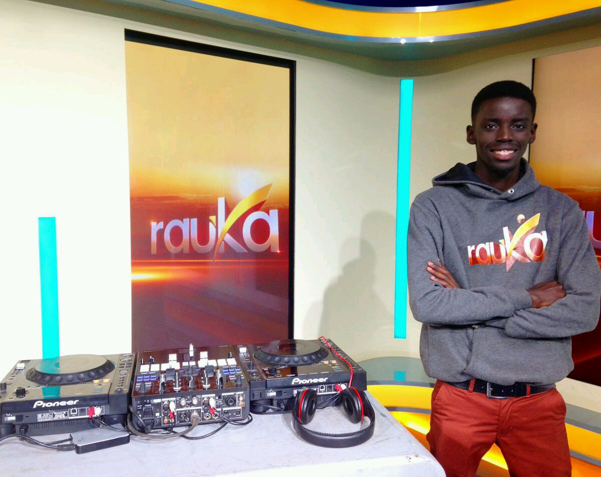 Are you ready for the #Rauka  challenge w/ @Kenthadj