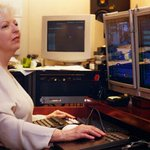 Image for the Tweet beginning: #WHM2018 DAY 17 • THELMA SCHOONMAKER is