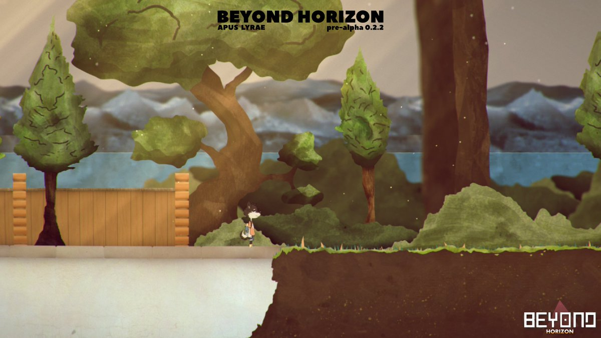 Beyond Horizon - Game made with Affinity + Unity - Share