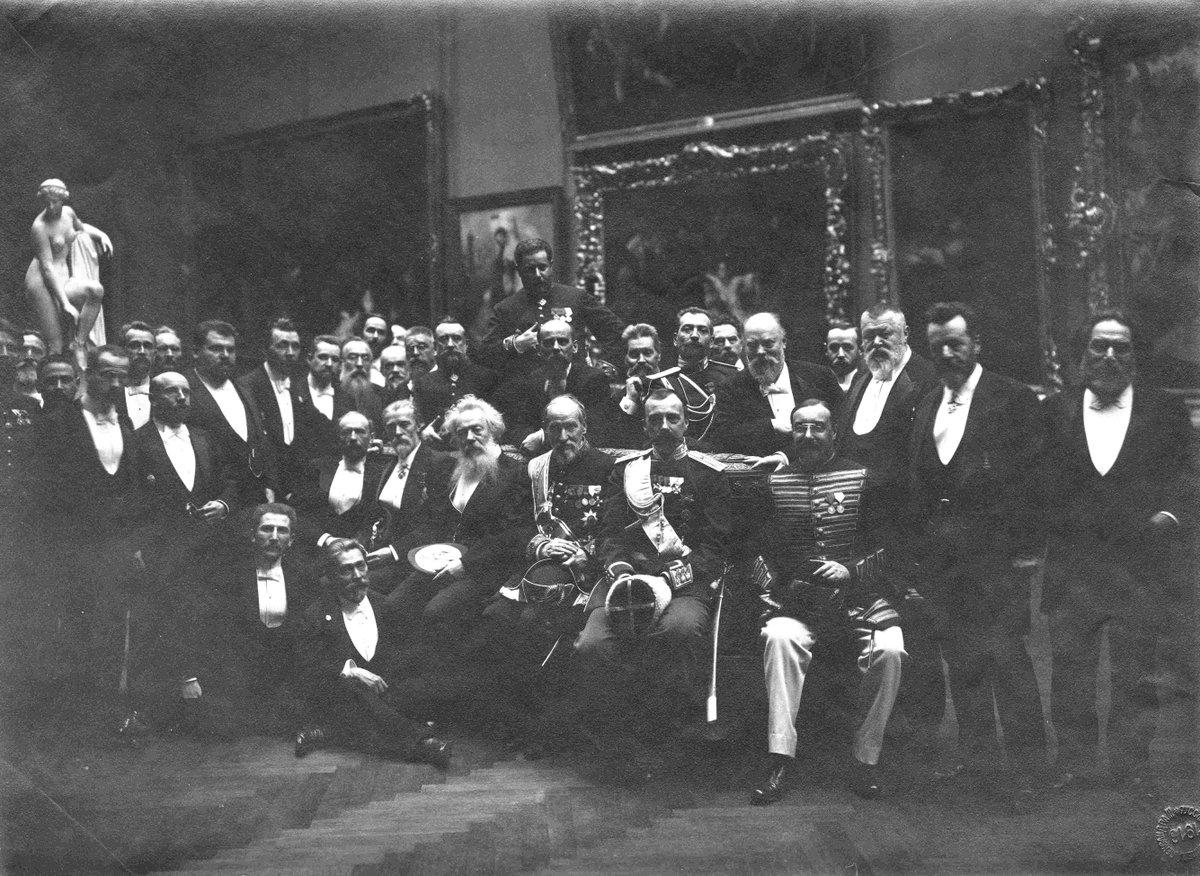 Сегодня 120 лет русскому музею