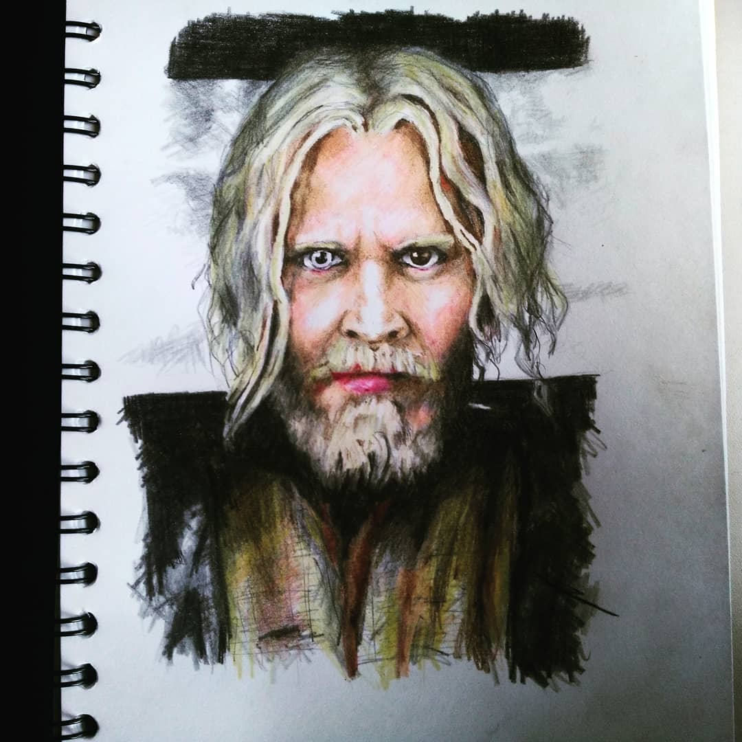 #JohnnyDepp as Gellert Grindelwald. Incr...