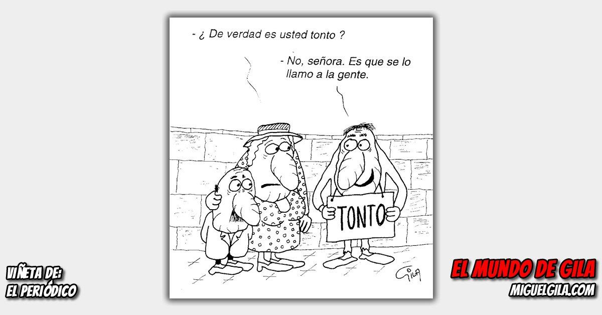 Terminamos la semana con esta graciosa #ViñetaDelDía @ElMundoDeGila