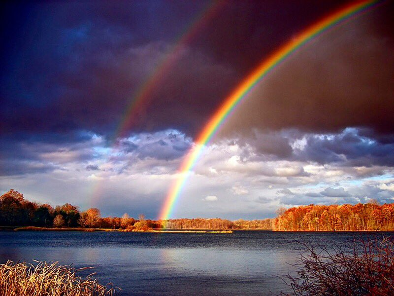 Try to be a rainbow in someone's cloud....