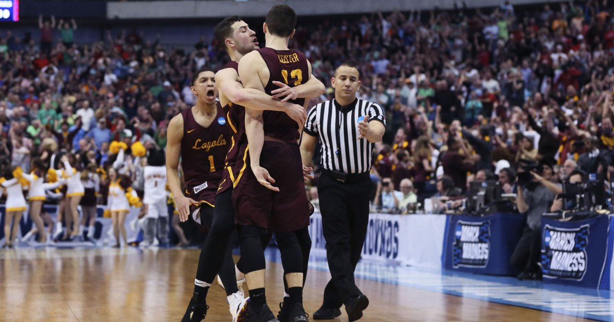 Final Four good? Six reasons Loyola-Chicago is more than just your average Cinderella https://t.co/HrlvxH4gFR