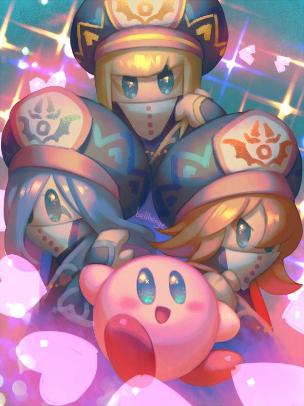 Heart Pitcher [Kirby Star Allies]