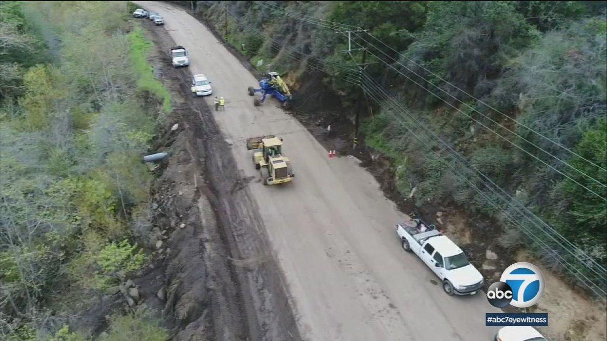 Topanga Canyon reopened after 2-day closure https://t.co/nHJ9j3YZiX