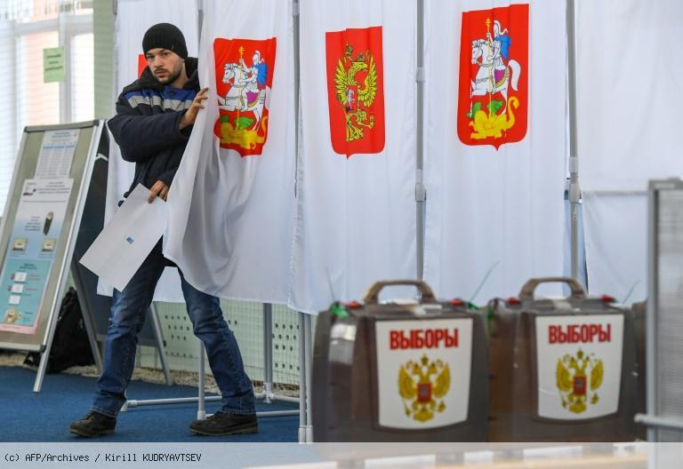 Les Russes aux urnes, triomphe prévisible de Poutine https://t.co/uEkuIzu8Tl