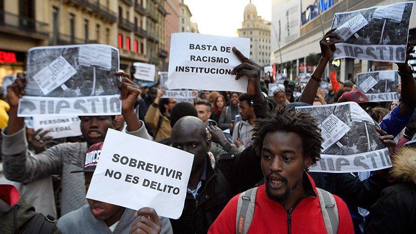 ¡Polémica! Un segundo senegalés murió en Madrid durante las protestas en Lavapiés - https://t.co/vzhu5reuAM
