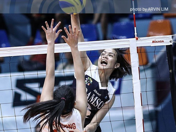 #UAAPSeason80Volleyball: Adamson (3-5) vs UE (2-6)  LIVE NOW!   📺 ABS-CBN S+A 23, ABS-CBN S+A HD 166, Liga Sky ch 86, Liga Sky HD 183  📱/💻 https://t.co/MN838qxWqa
