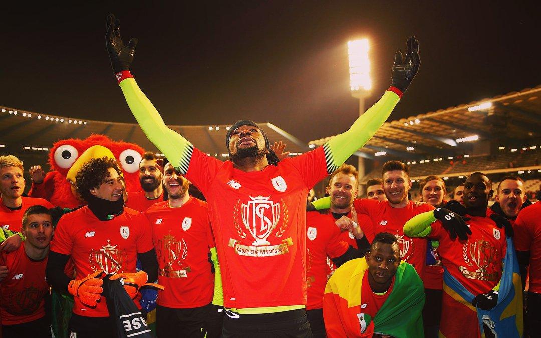 Sá Pinto conquistou a Taça da Bélgica pe...