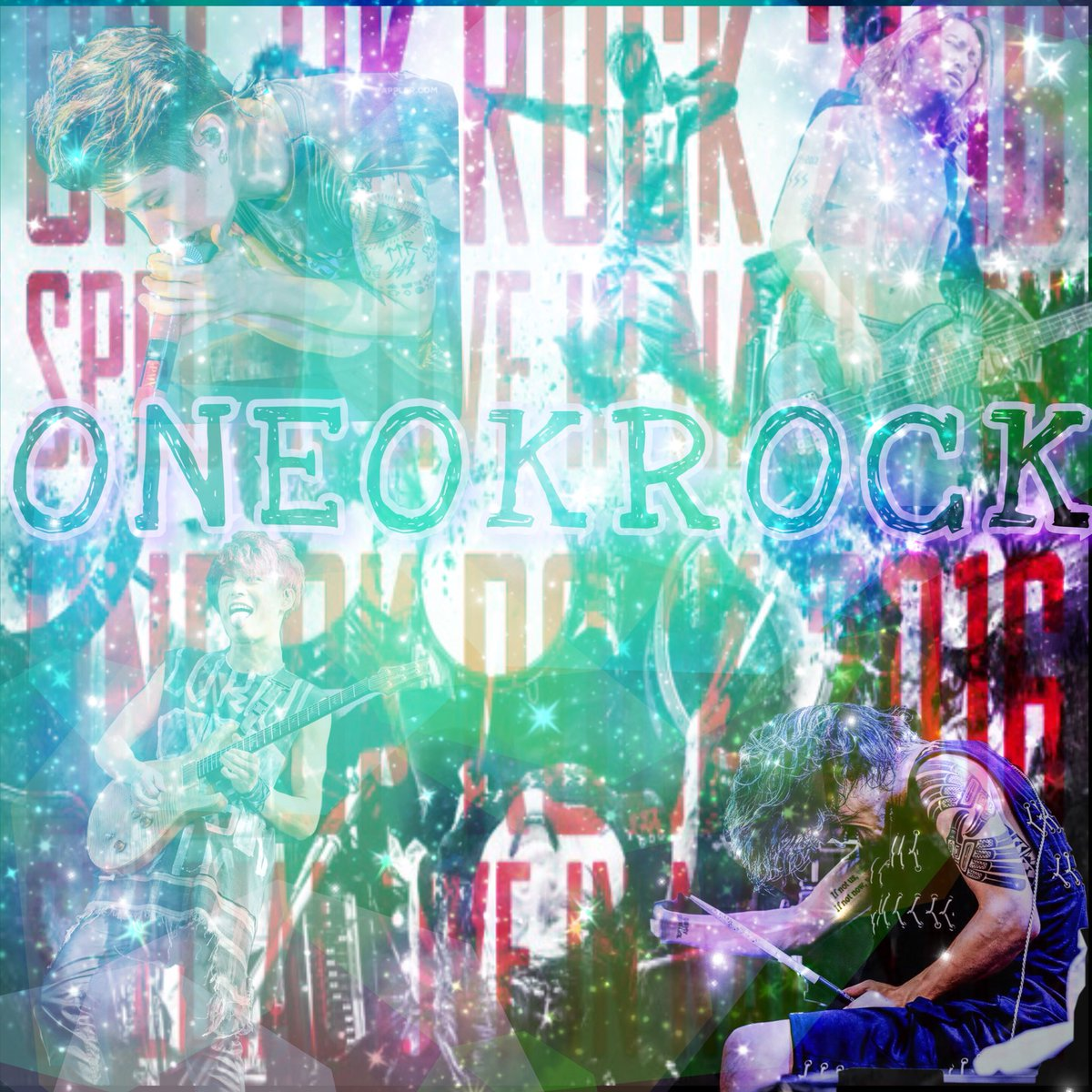 Oneokrock壁紙 Hashtag On Twitter