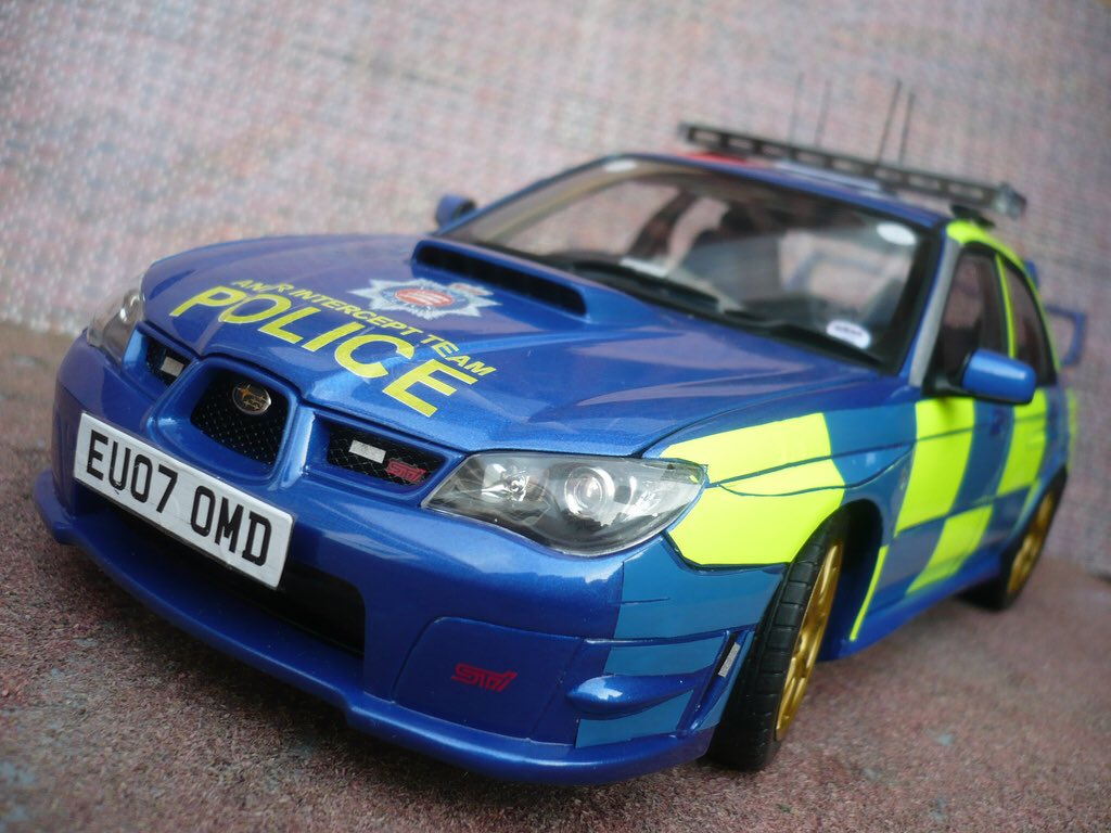 John Gorton (Police Fleet Boss for Kent and Essex) on