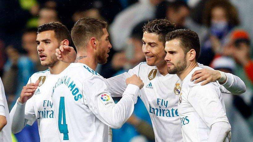El REAL MADRID, en vilo por el tercer pu...
