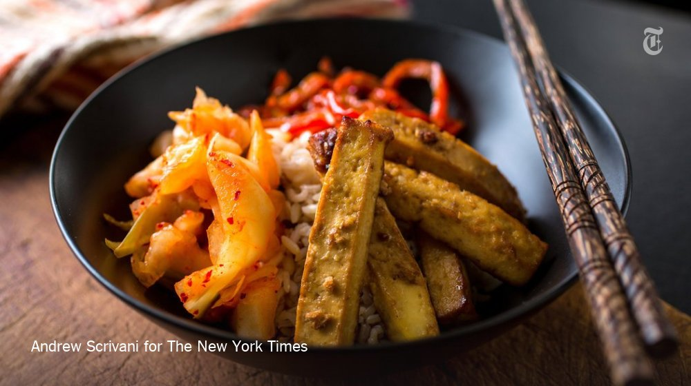 A healthy dinner that packs in flavor https://t.co/C7NkqbmNYD https://t.co/LbNzwuRlEK