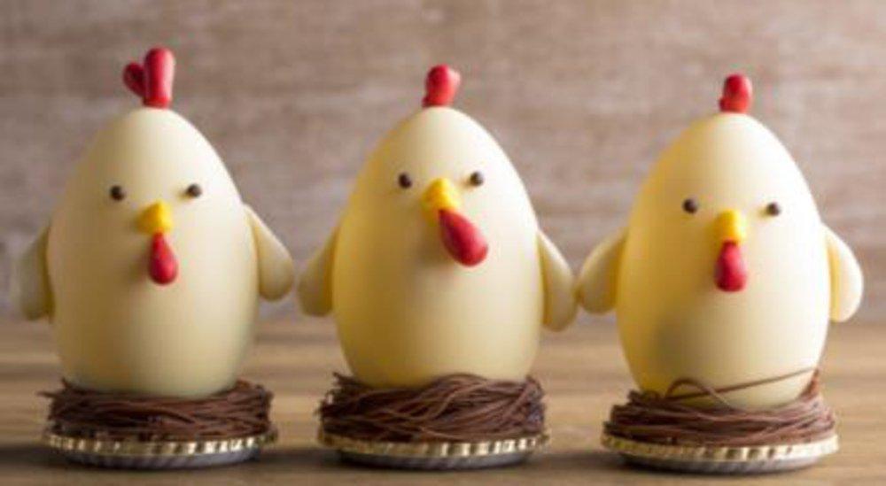 ヒルトン 東京の「イースターブランチ」イースター仕様の卵料理やヒヨコ型チョコなど - https://t.co/ciDOgfZGmC