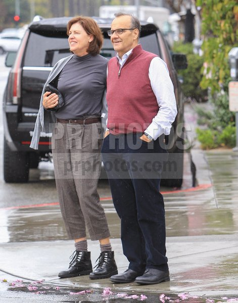 Joe Torre and Alice Wolterman Sighted at...