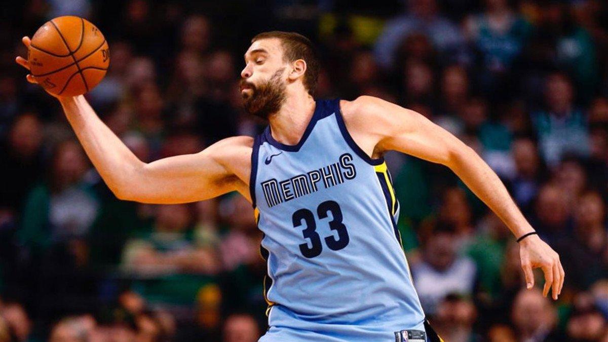 #NBA | Los Grizzlies de Marc Gasol ganan...
