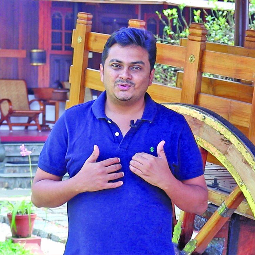 Sujith Bhakthan (@sujithbhakthan)   Twitter