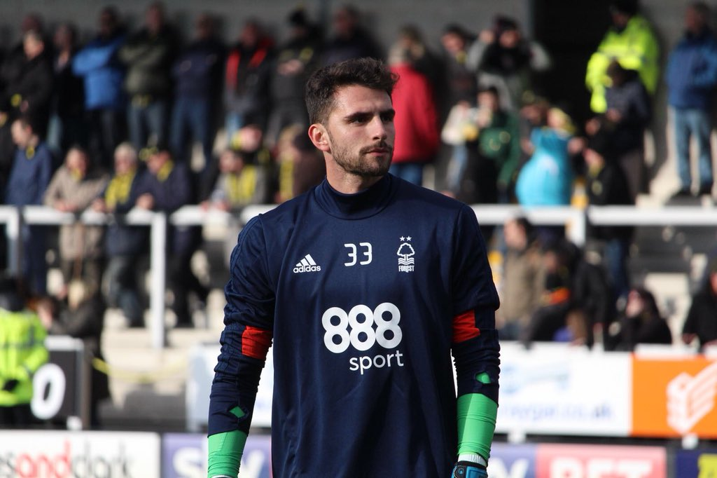 🎂🎉 Happy Birthday to #NFFC goalkeeper Stefanos Kapino! #ThatLovingFeeling