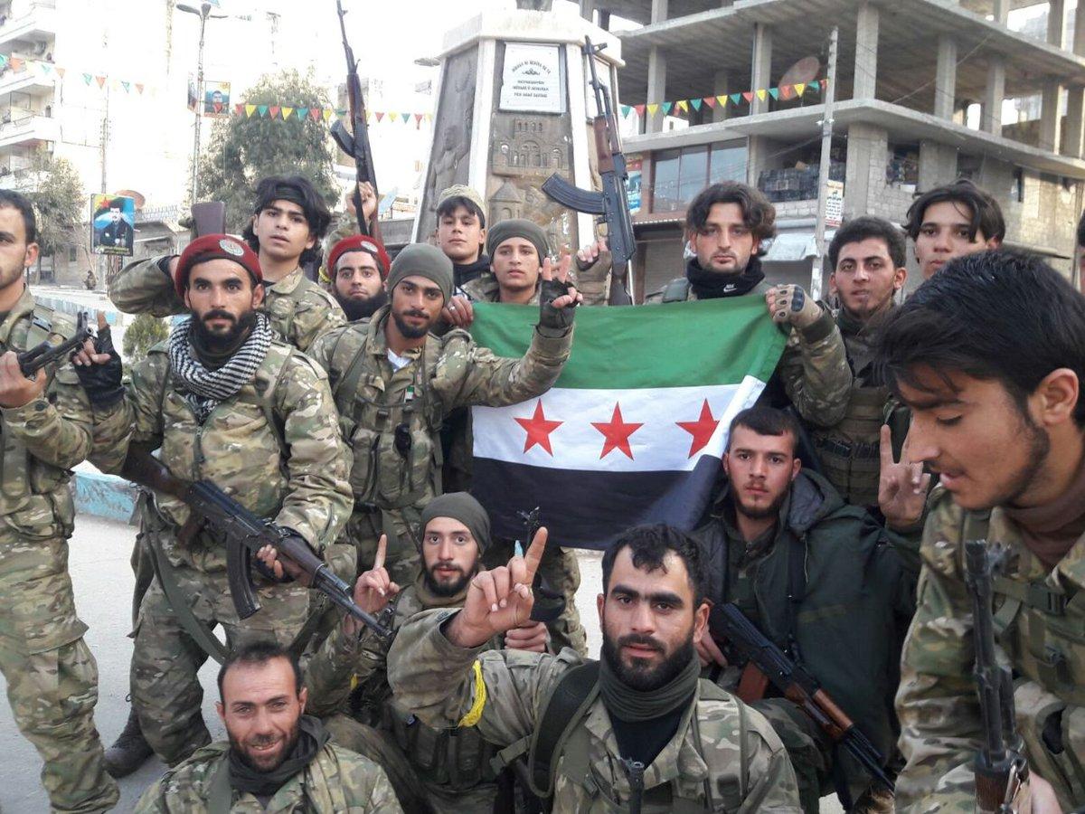Suriye Silahlı Kuvvetleri bugün