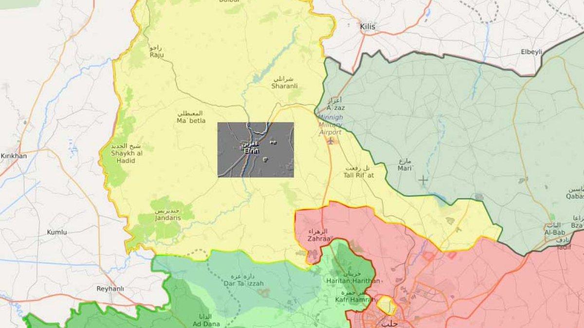 Siria, Erdogan: 'L'esercito ha conquistato il centro di Afrin' #Siria https://t.co/X1DzdSMvA7