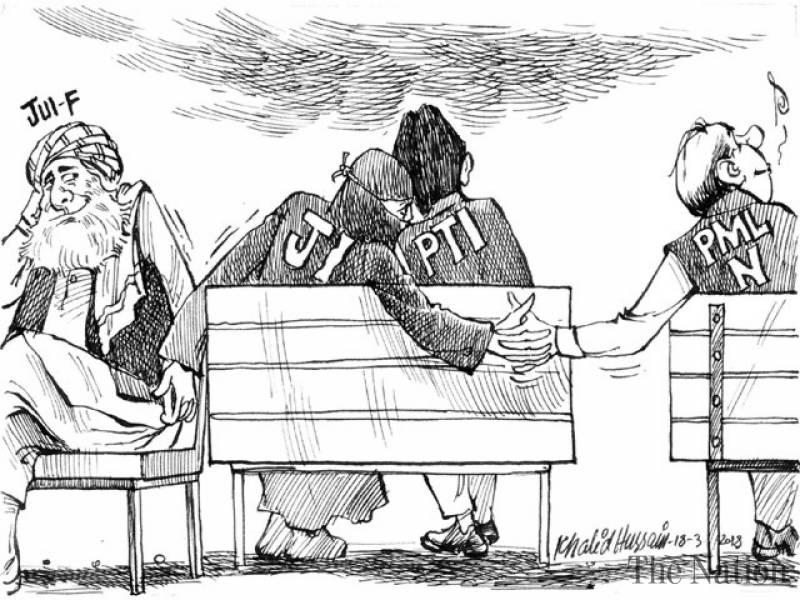 تبصرہ کیجئے  #PMLN #PPP #PTI #JI #senate...