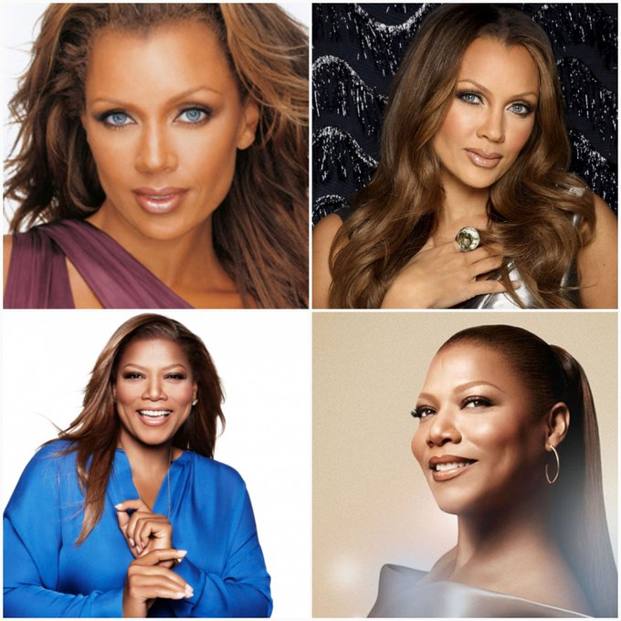 Happy birthday to Vanessa Williams and Queen Latifah!