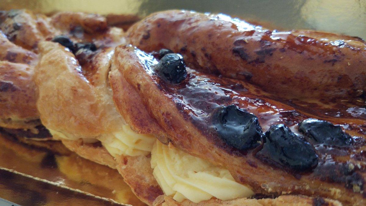 Pastelería Tolosana con su trenza de cre...