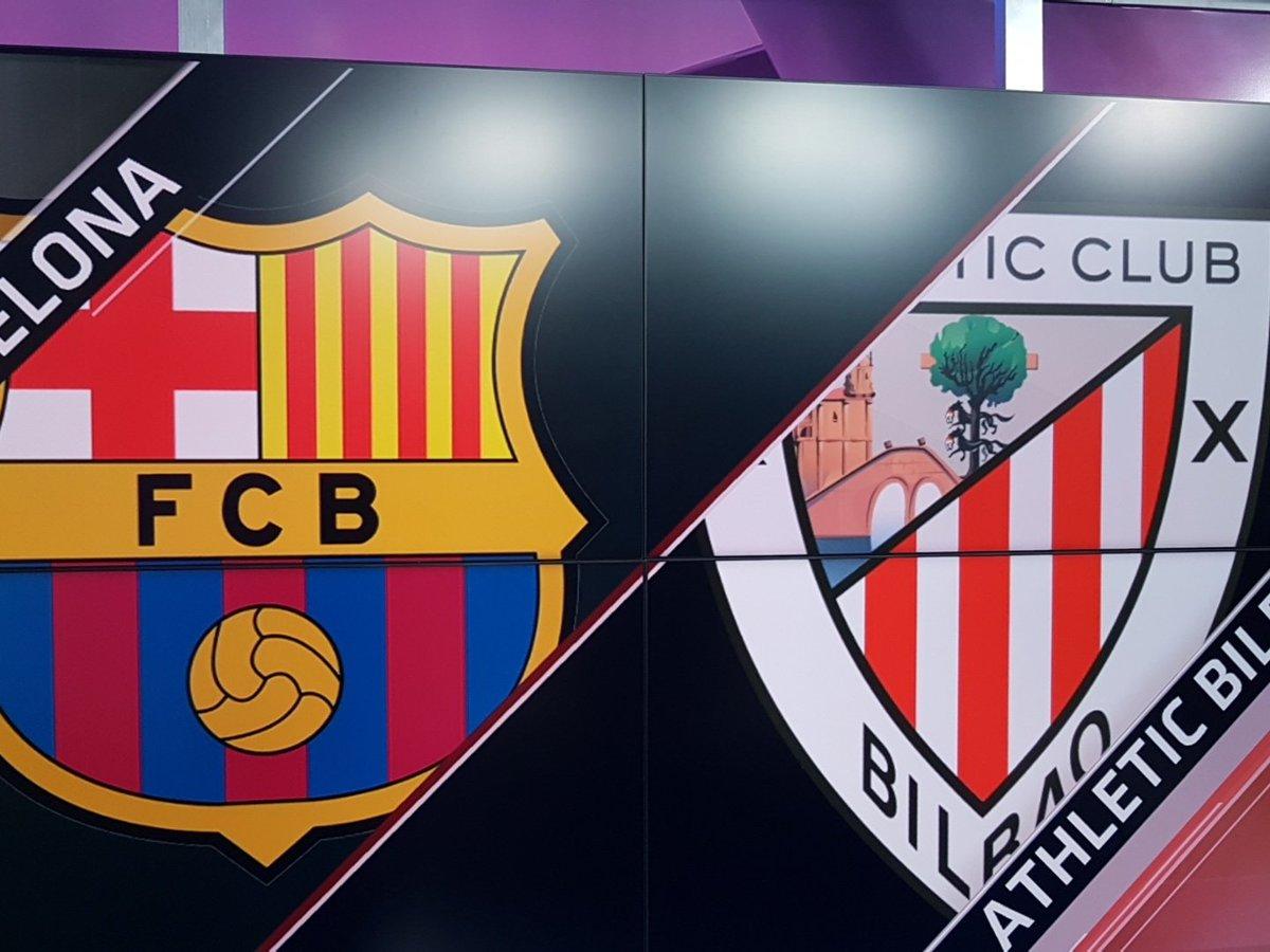 Abre o Jogo de Barcelona x Athletic Bilb...