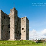 Image for the Tweet beginning: Trim Castle  Ancient Pin