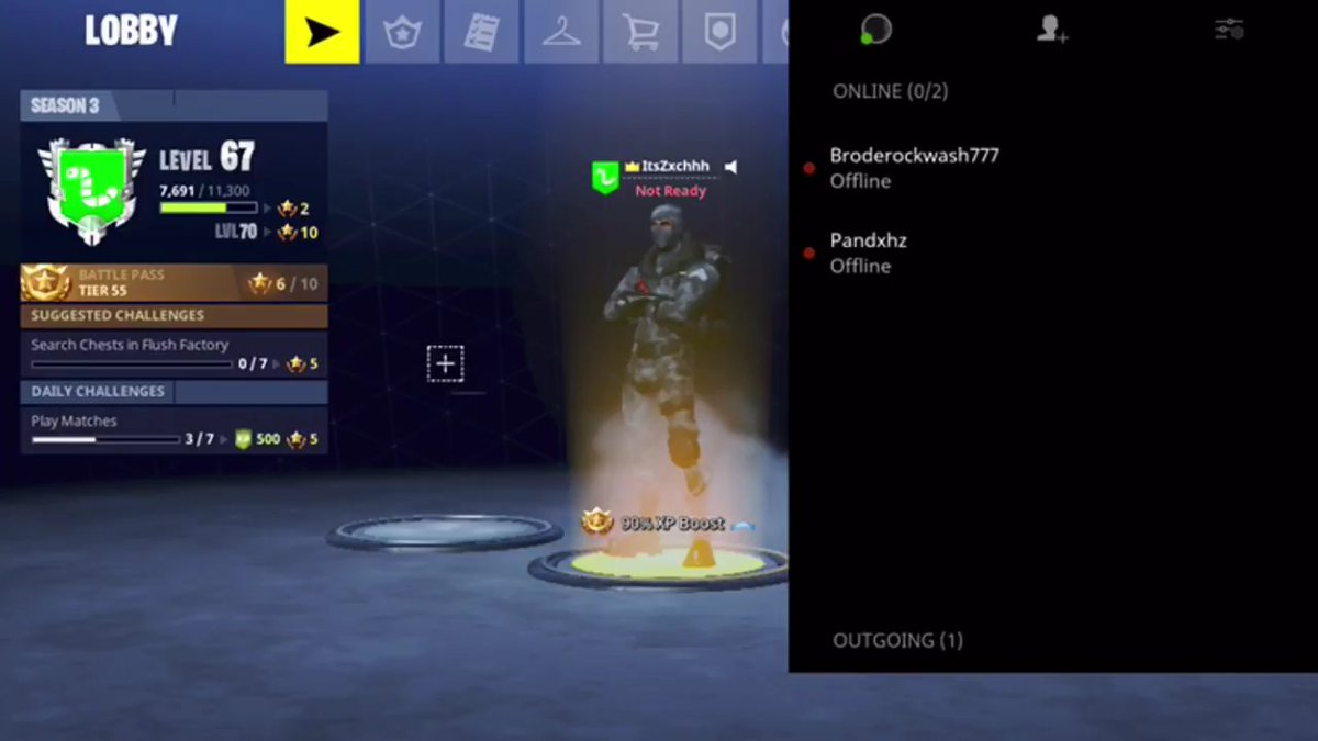 Adding and inviting friends to 'Fortnite' mobile is really easy https://t.co/JuBvgGIcXG