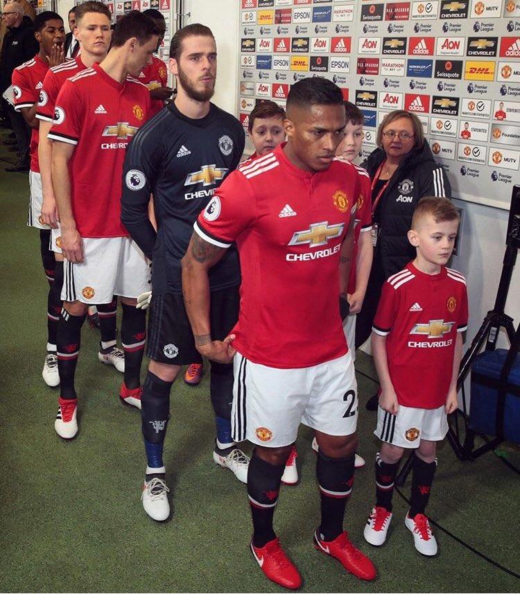 El capitán del Manchester United tiene n...