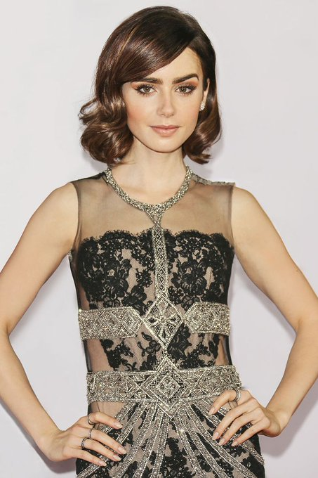 Happy Birthday, Lily Collins!To celebrate the red carpet beauty,...
