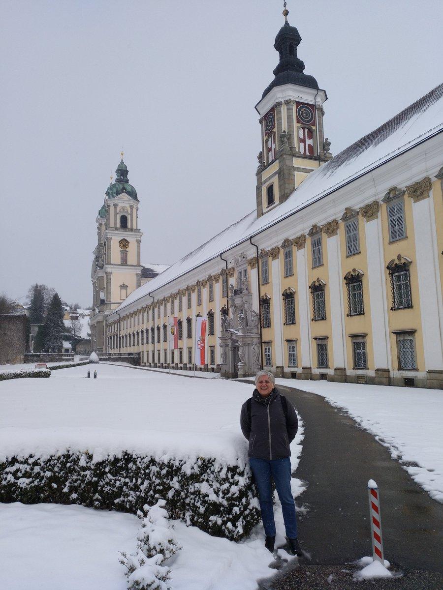 A Sant Florian, Àustria, participo a un...