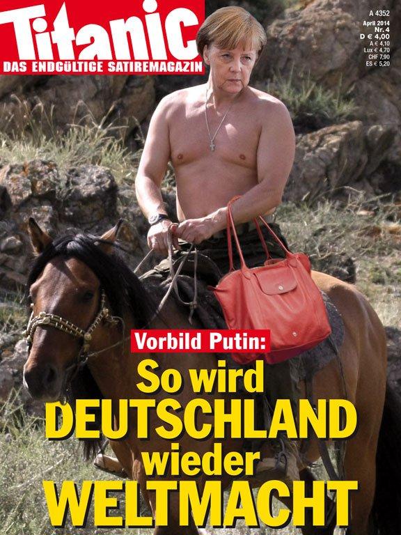 TITANIC Classic zum Wahlsonntag  Hier geht's zur Postkarte: https://t.co/QlV78KihXy
