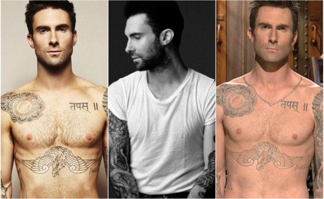 Happy Birthday Adam Levine! The Maroon 5 singer\s hottest ever moments: