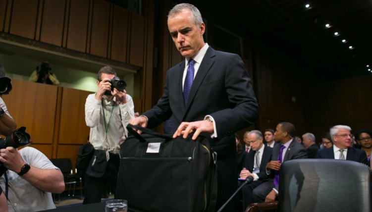 Attorney: Andrew McCabe's firing was 'deeply disturbing,' should make all federal employees fearful https://t.co/Xxwpz0PUfd