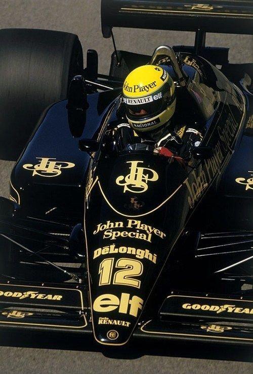 Ayrton.. #SennaSempre @ClassicLotus http...