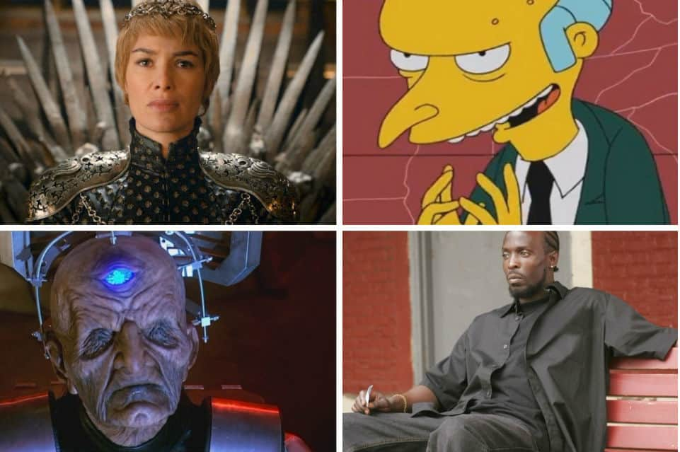 The greatest TV villains of all time – as chosen by you https://t.co/LNhGMwBNwB