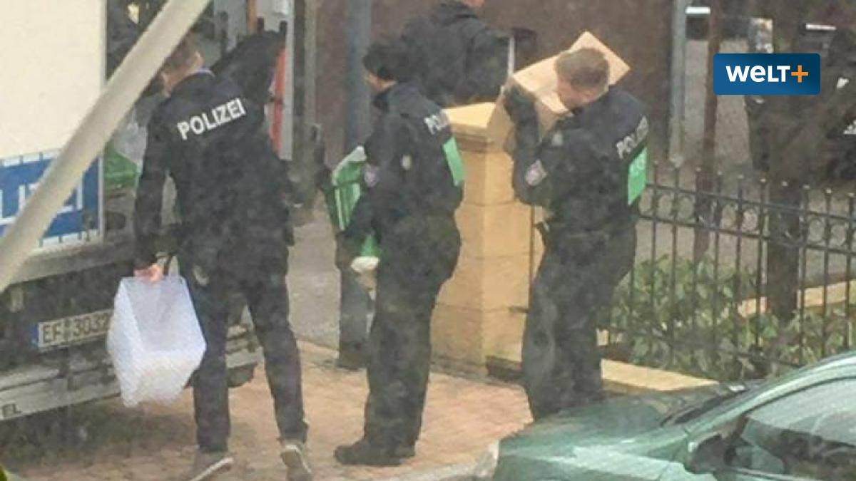 Sprengstofffunde in Thüringen: 'Das mit den Bomben stimmt' https://t.co/MMmBivpVtQ