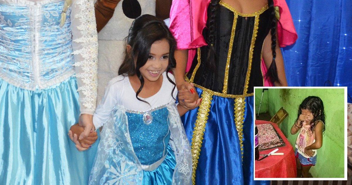 Menina do AP ganha festa dos sonhos após foto do 1º aniversário viralizar na internet https://t.co/dL7ucRPc2e #G1