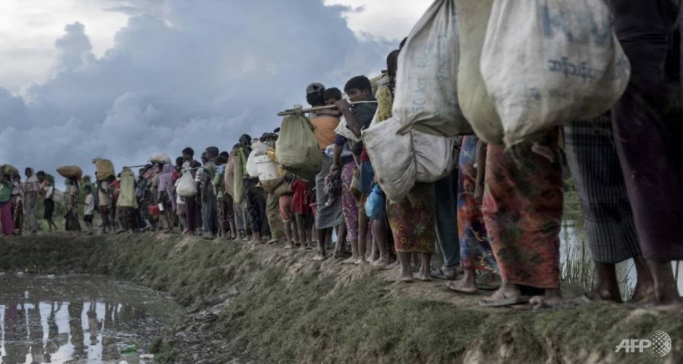 Rohingya in 'no man's land' reject return on Myanmar terms: Camp chief https://t.co/DLOPyRguM6