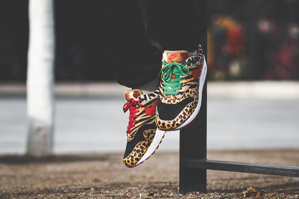 best sneakers 388ca c59ff atmos x Air Max  Animal Pack 2.0  was quick to sellout yesterday. Who  copped  https   thesolesupplier.co.uk release-dates  search key animal+pack+ 2.0 … ...