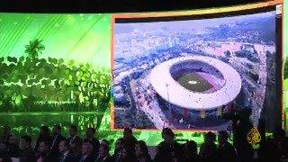 العلمي: ملف ترشيح #المغرب لاستضافة كأس ا...