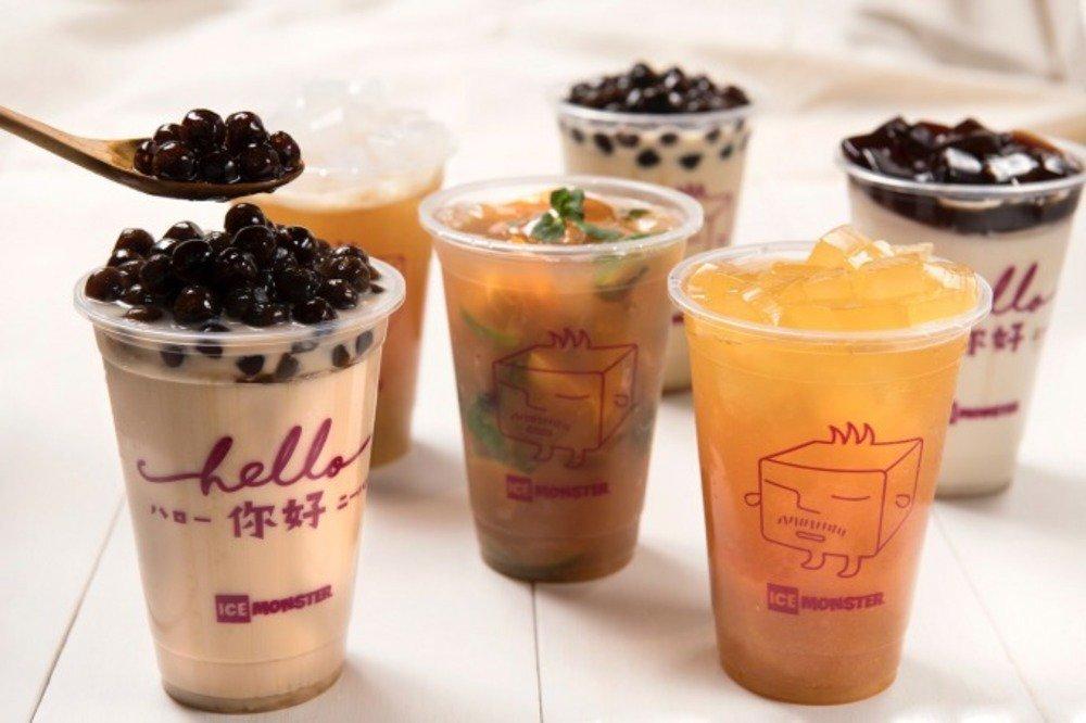 アイスモンスターからこだわり茶葉の「タピオカミルクティー」&果汁入り「フルーツティー」 - https://t.co/fZFZTuyPos