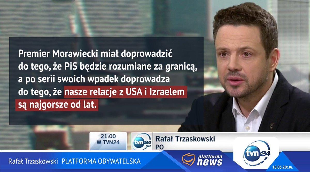 Pan premier #Morawiecki dolewa oliwy do...