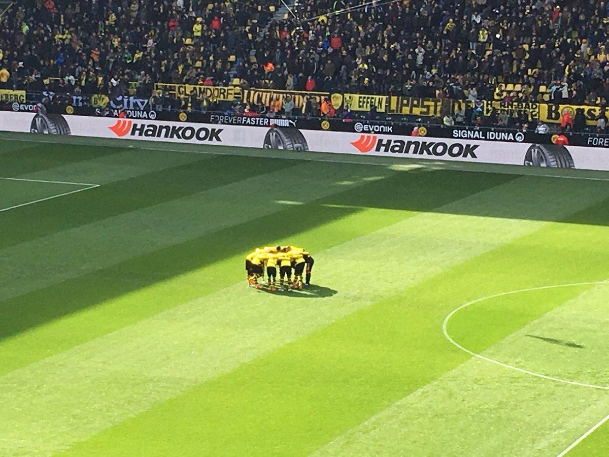 ▶️ Der Ball rollt in Dortmund! #BVBH96 0...