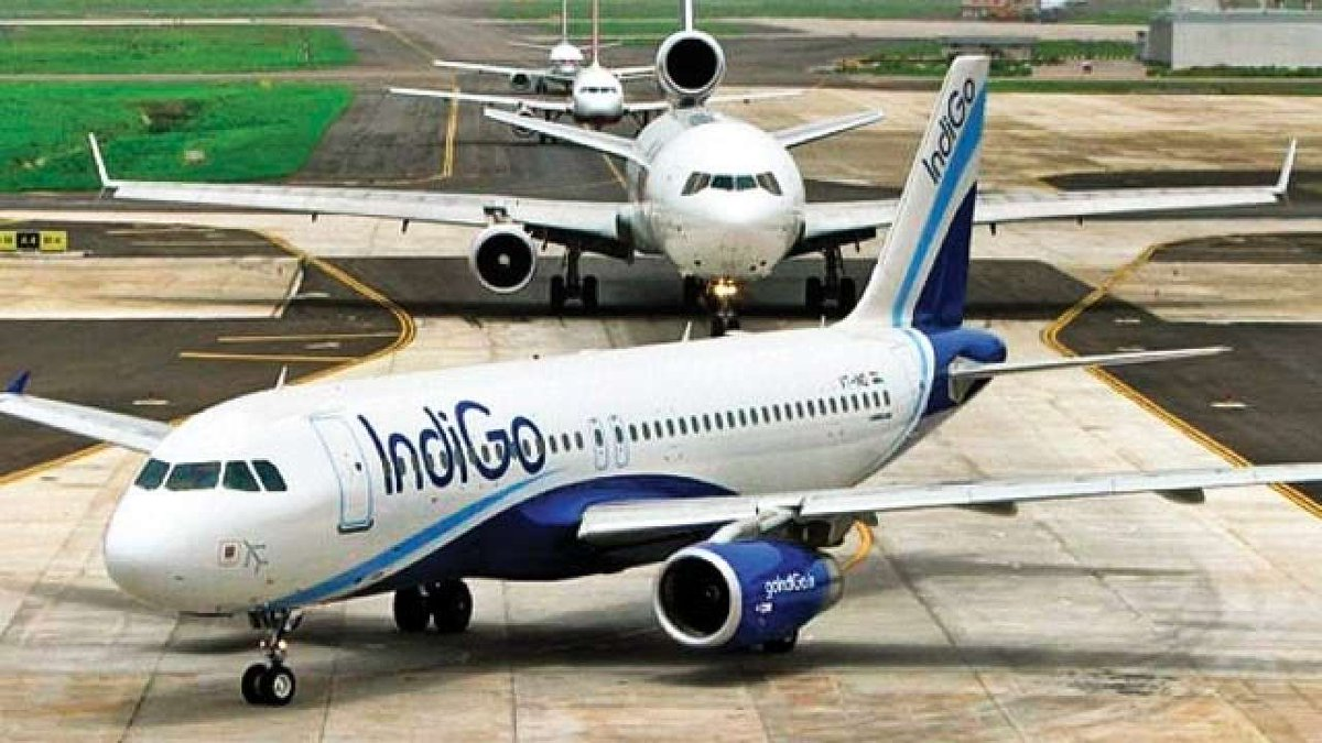 Engine failure hits @IndiGo, #Airbus320 neo aircraft grounded at Delhi's IGI Airport https://t.co/avWagXCw5F