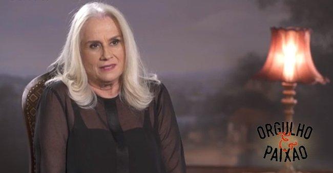 #OrgulhoEPaixão estreia terça! Confira depoimento da atriz Vera Holtz sobre Ofélia, a matriarca da família Benedito 👏 https://t.co/2dJIsEHITv